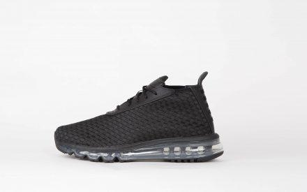 Nike Air Max Woven Boot Black/Black