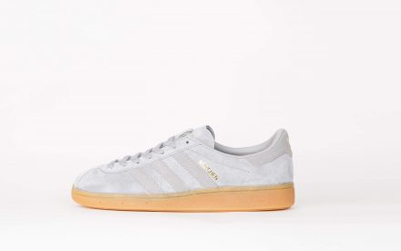 Adidas München Medium Grey Heather/Solid Grey/Gum