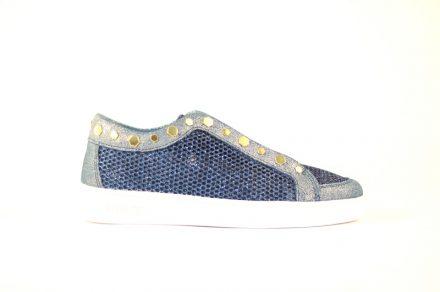 Dames Sneakers (Blauw)