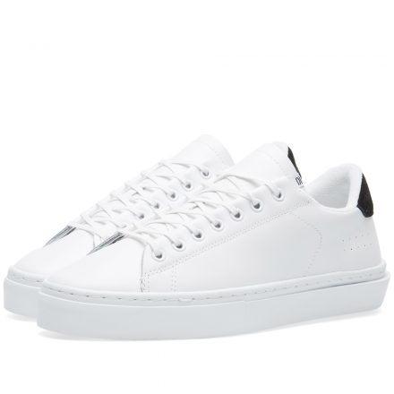 Clear Weather Jones Sneaker (White)