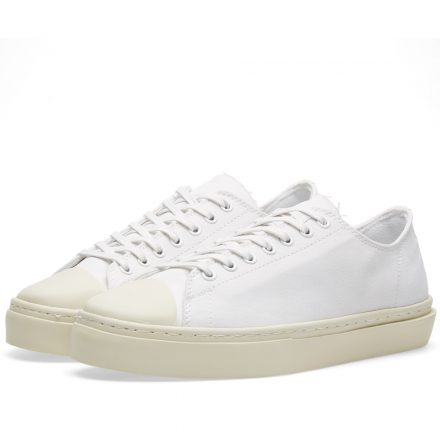 Clear Weather Sierks Low Sneaker (White)