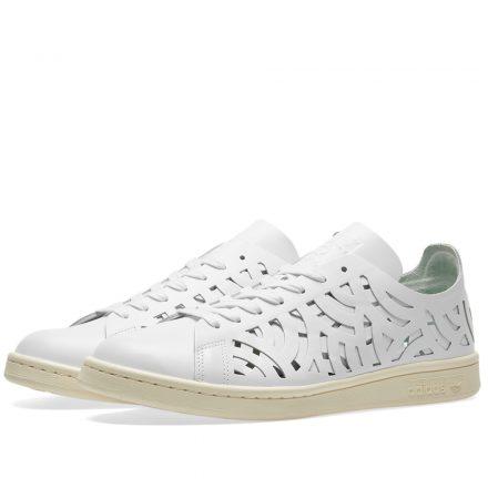 Adidas Women's Stan Smith Cutout W (White)