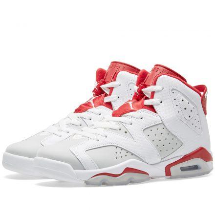Nike Air Jordan 6 Retro (White)