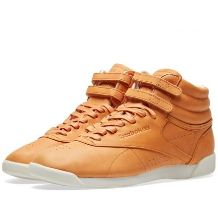 Reebok Women's Freestyle Hi 35th Anniversary (Neutrals)