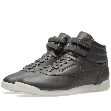 Reebok Women's Freestyle Hi 35th Anniversary (Black)