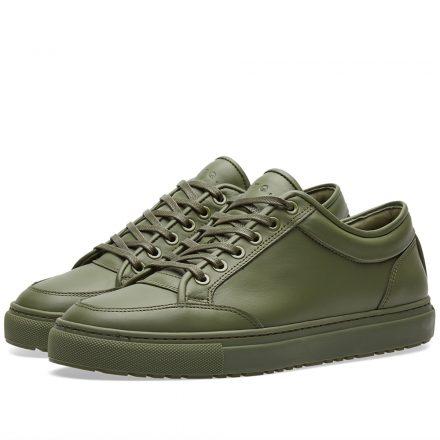 ETQ. Low Top 2 Rugged Sneaker (Green)