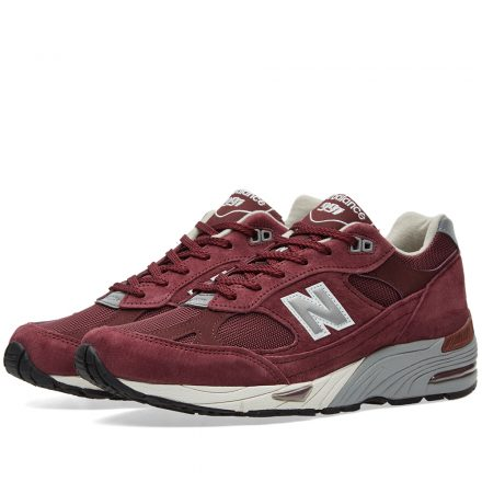 New Balance M991EBS - Made in England (Red)