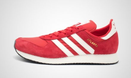 adidas X Spezial Atlanta (Rood/Wit) Sneaker