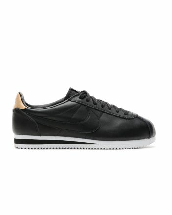 NIKE Classic Cortez Leather SE (zwart/wit)