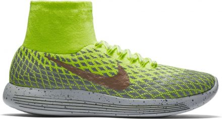 Nike Lunarepic Flyknit Shield (geel)