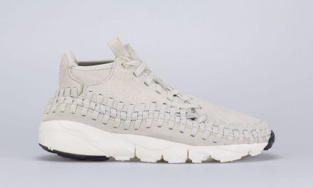 Air Footscape Woven Chukka QS (Grey) (wit)