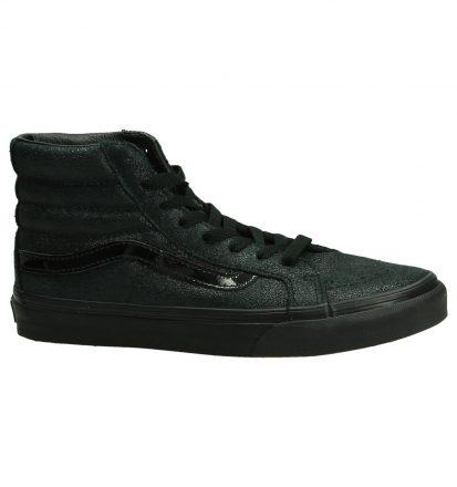 Zwarte Hoge Sneaker Vans