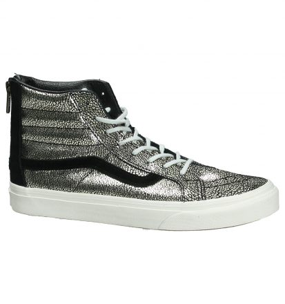 Vans Slim Zip Goude Hoge Sneaker