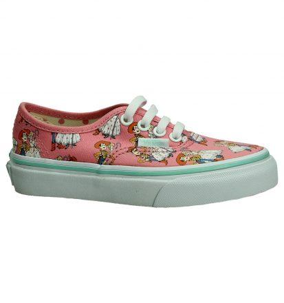 Vans Authentic Sneaker Roze Toy Story