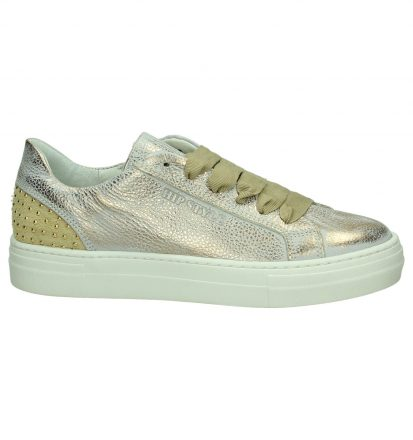 Hip Brons Sneakers Rits/Veter