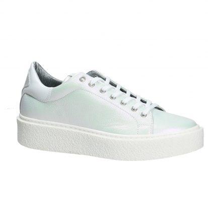 Hip Parlemoer Sneakers Gekleed