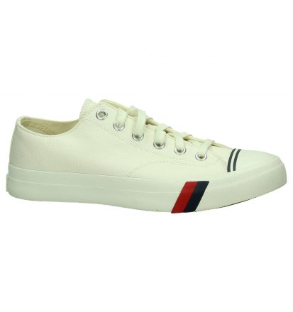 Keds Lo Core Witte Sneakers