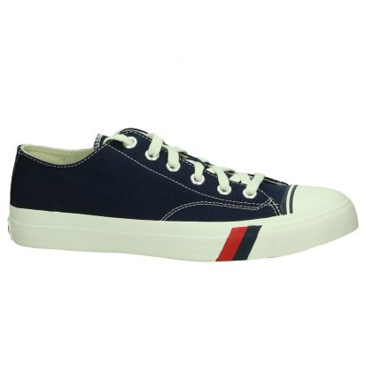 Donker Blauwe Sneakers Keds Lo Core