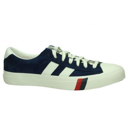 Keds Plus Suede Donker Blauwe Sneakers
