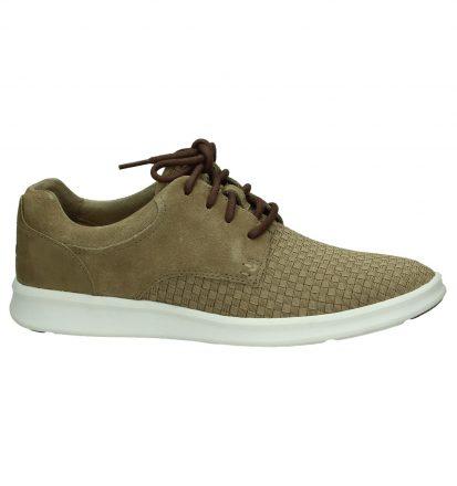 Donkerbeige UGG Sneakers
