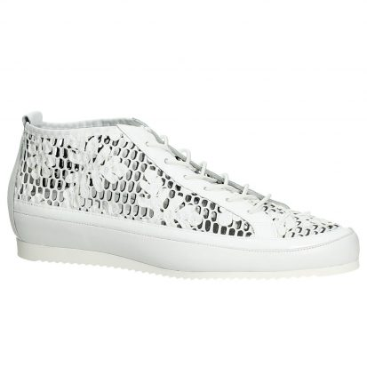 Witte Sneakers Högl