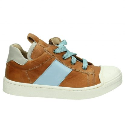 JFF Cognac Sneakers
