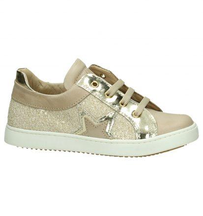 JFF Roze Sneakers Rits/Veter