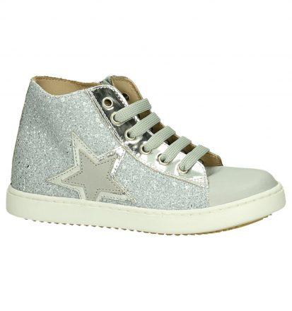 Zilveren Sneakers Jff