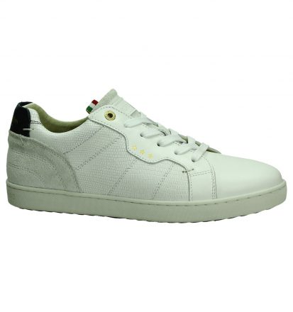 Pantofola d'Oro Witte Casual Sneakers
