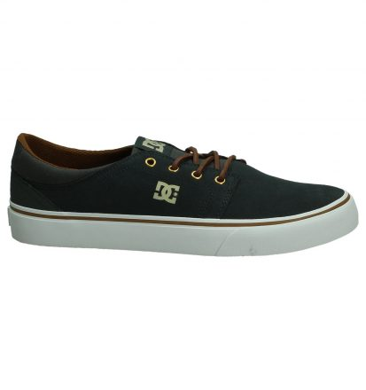 Donkergrijze Sneakers DC Shoes Trase SD
