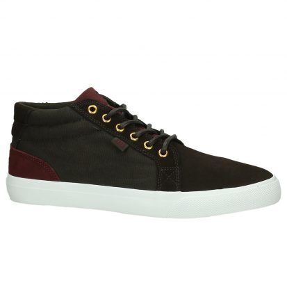 Donkerbruine Sneakers DC Shoes Council SD