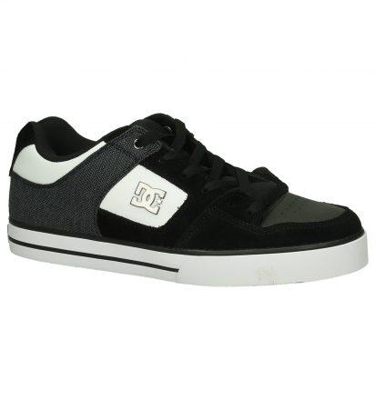Dc Shoes Pure Se Zwarte Skateschoen