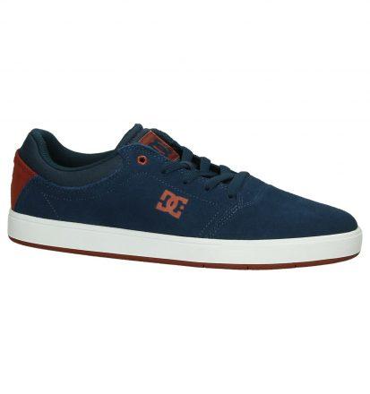 DC Shoes Crisis Blauwe Sneakers