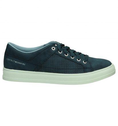 Esprit Blauwe Sneakers