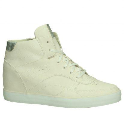 Esprit Ecru Hoge Sneakers
