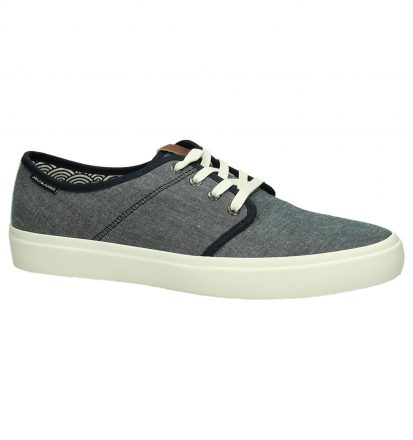 Jack & Jones Turbo Textile Sneakers Blauw