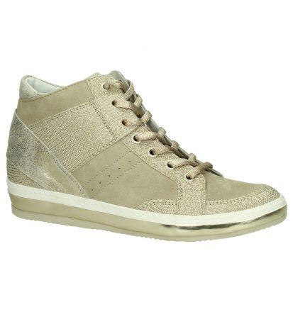 Khrio Sleehak Sneakers Goud