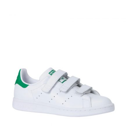 adidas originals Stan Smith J sneakers kids (wit)