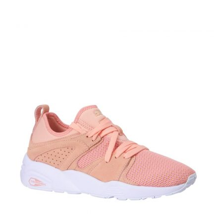 Puma Blaze of Glory soft Tech sneakers (oranje)