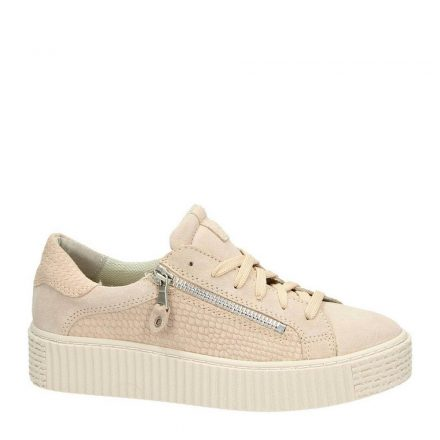 Nelson suède creepers (roze)