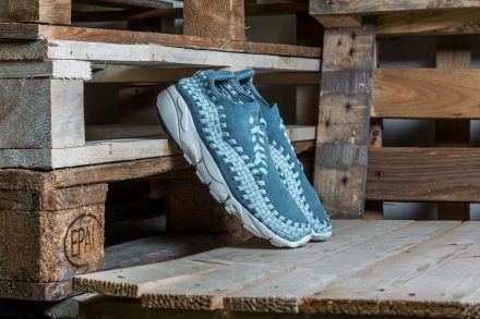 Nike Air Footscape Woven Smokey Blue/ Smokey Blue