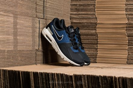 Nike W Air Max Zero Black/ Black-Ivory-Binary Blue
