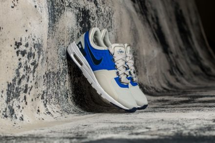 Nike W Air Max Zero Light Bone/ Binary Blue