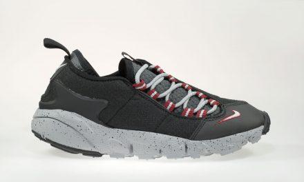 Air Footscape NM (zwart/grijs/grijs)