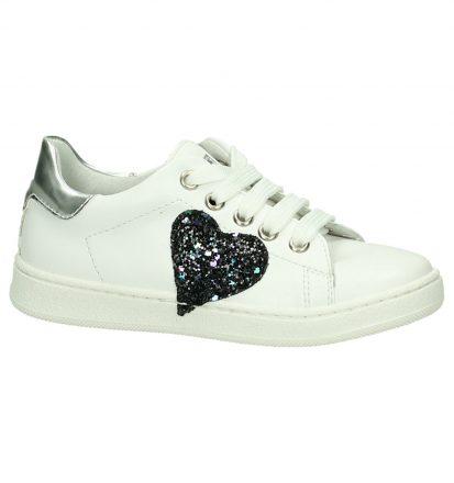 Wit K3 Sneakers met Glitter