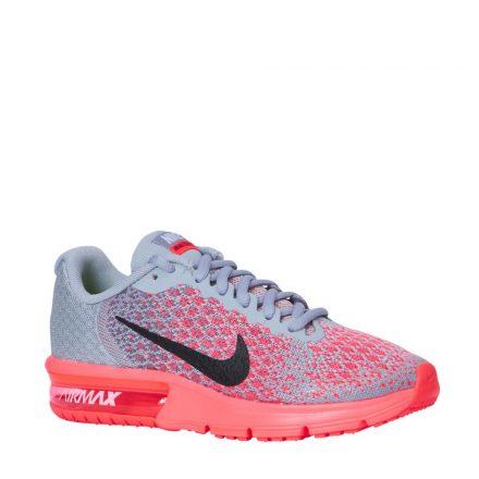 Nike Air Max Sequent 2 (GS) sneakers kids (grijs)