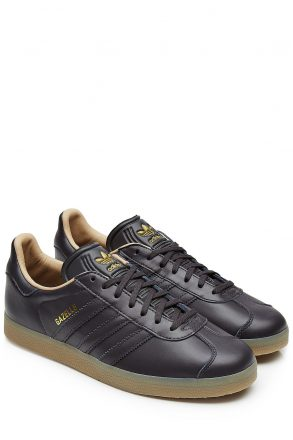 Adidas Originals azelle Leather Sneakers (bruin)