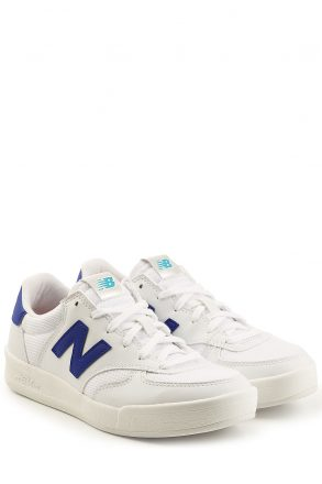 New Balance 300 REVLite Sneakers with Leather (wit)