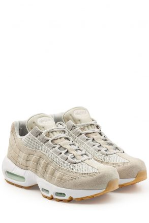 Nike Air Max 95 Sneakers with Suede (beige)