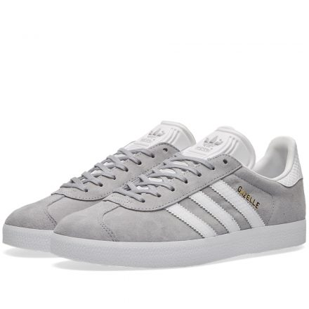 Adidas Women's Gazelle W (Grey)